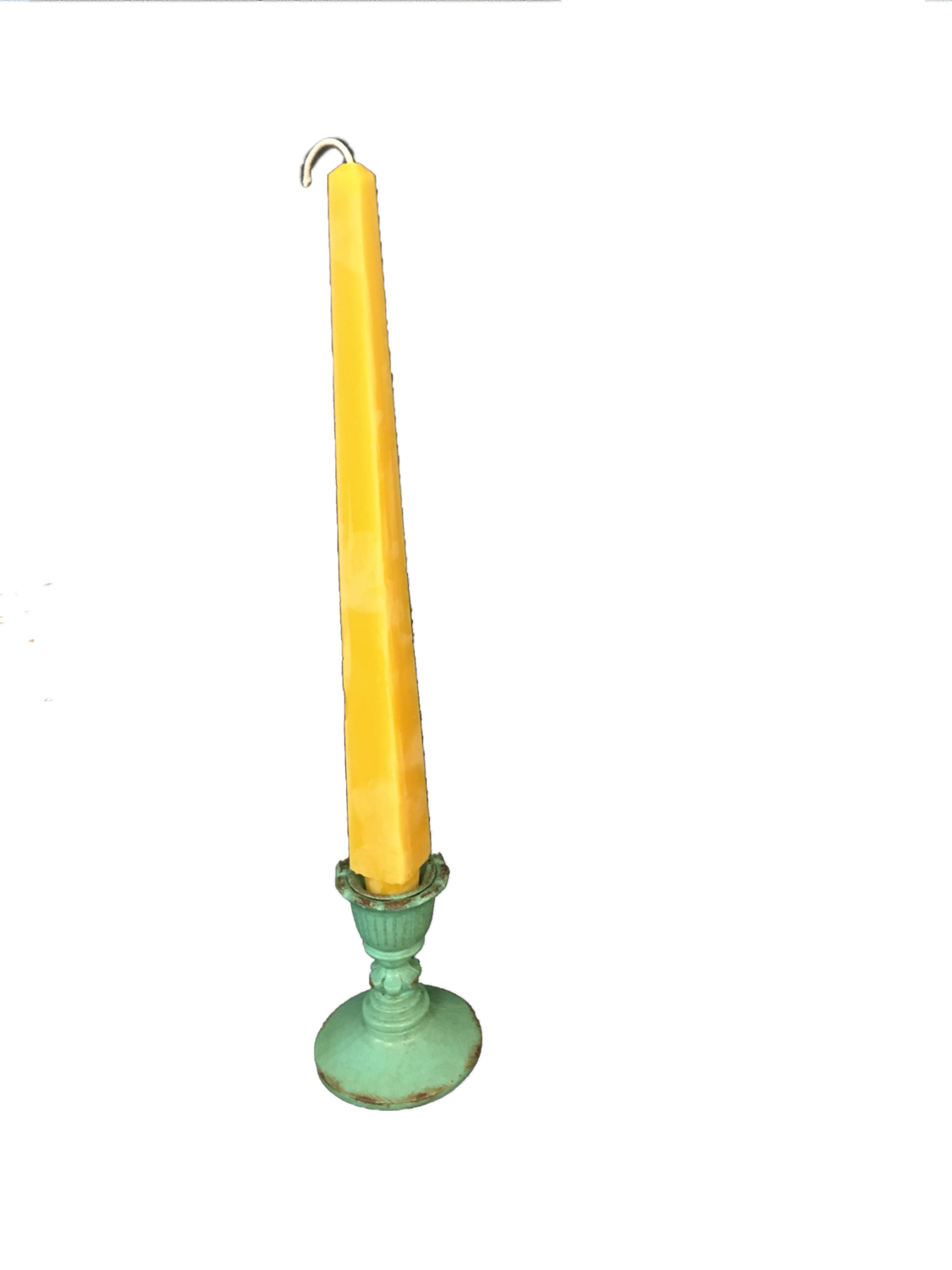 Obelisk Taper Candle Mold