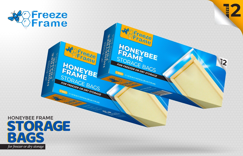 Freeze Frame Storage Bags