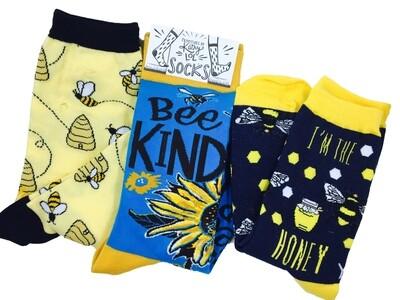 Just Bee Socks