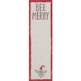 Bee Merry Notepad