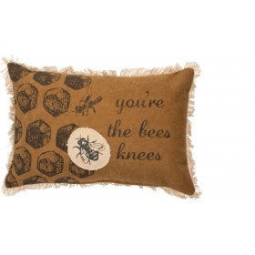 Bees Knees Pillow