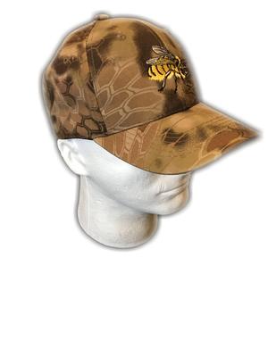 Kryptek Camouflage Honey Bee Cap