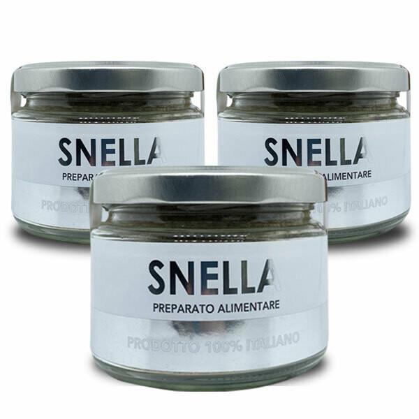 3 Conf. SNELLA - Preparato Erboristico Dimagrante