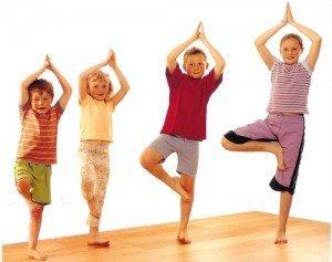 Kids Yoga Series