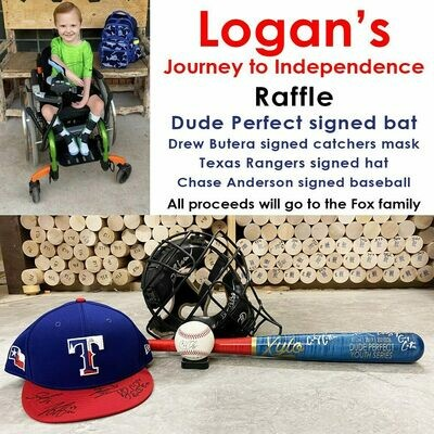 Logan's Journey to Independence Raffle