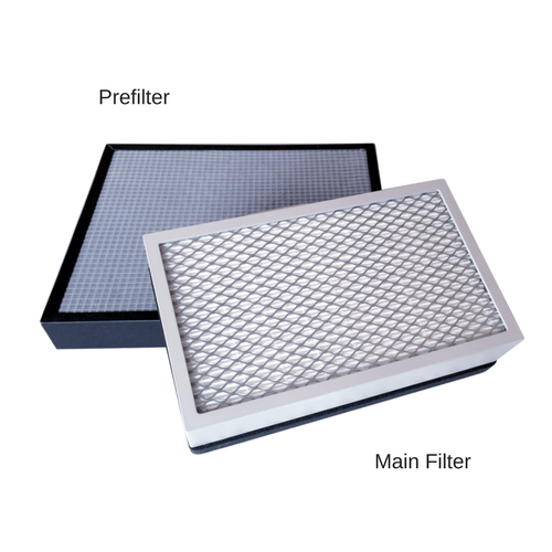 HealthWay 10600-9 Replacement Filters