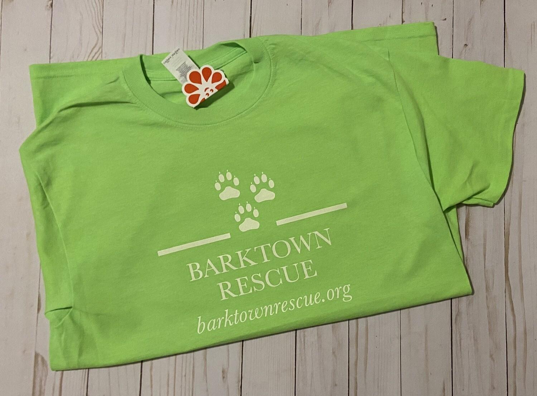 Barktown Lime Green