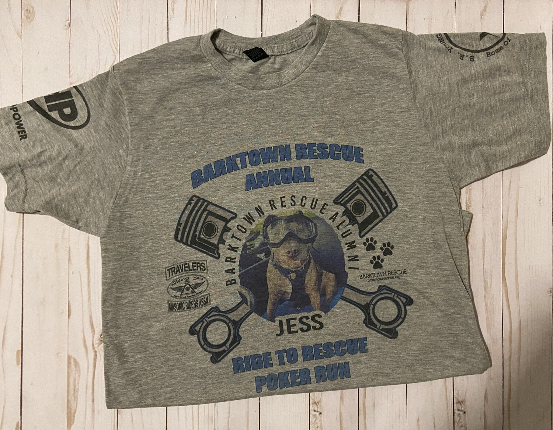 Poker Run Shirt