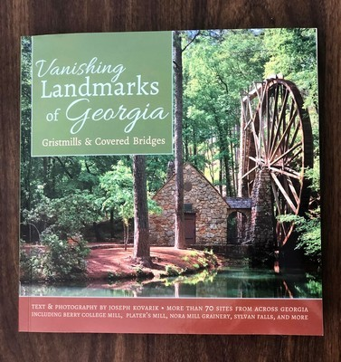 Vanishing Landmarks of Georgia
