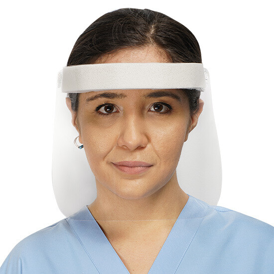 Face Shields (Anti-Fog) - Pack of 5