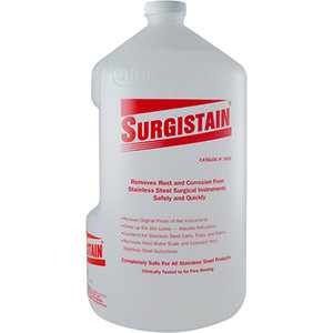 Ruhof Surgistain® Rust and Stain Remover - 4lt x 1
