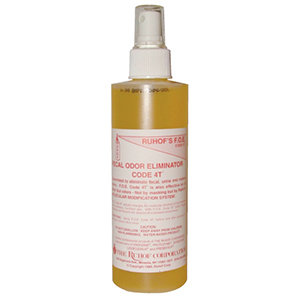 Ruhof F.O.E.® Tropical Fecal Odour Eliminator - 125ml x 1
