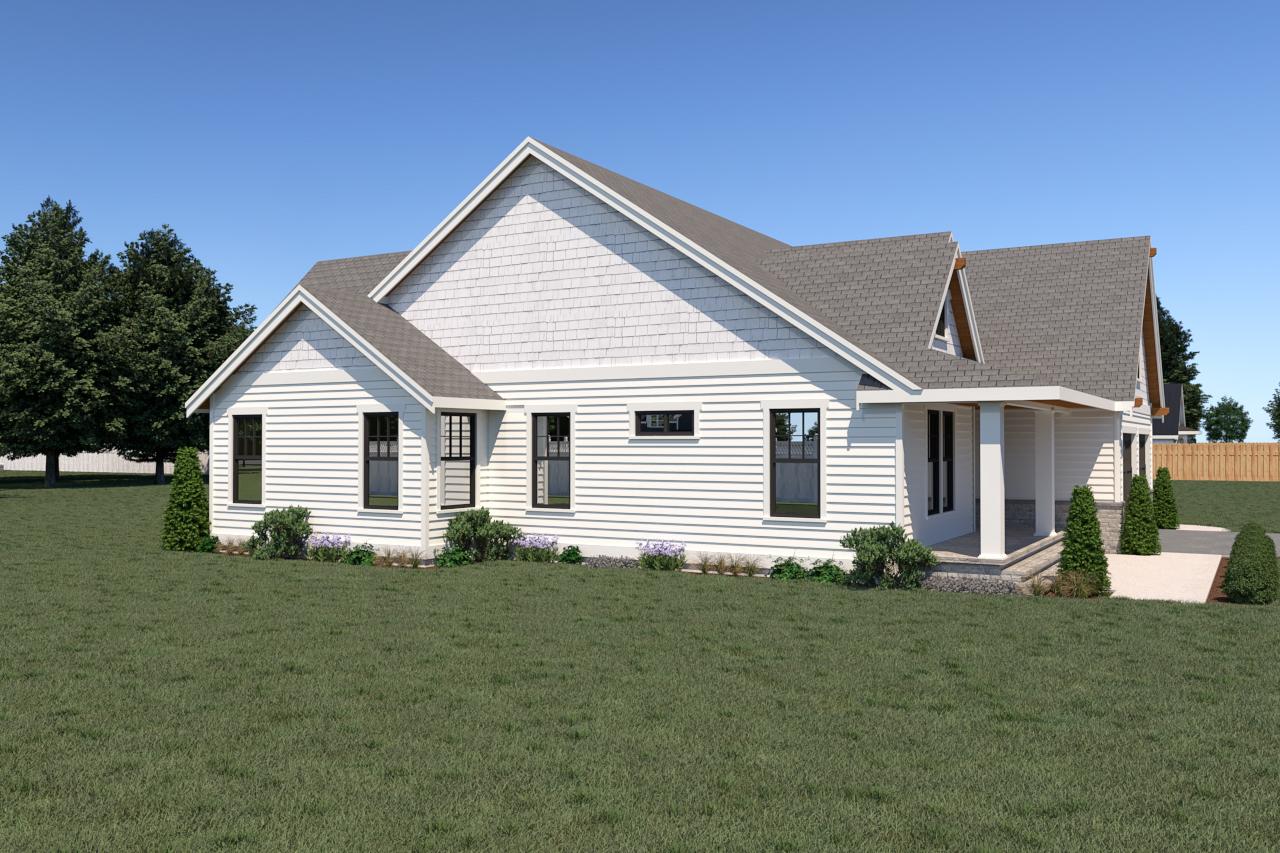 Contemporary Farmhouse 818