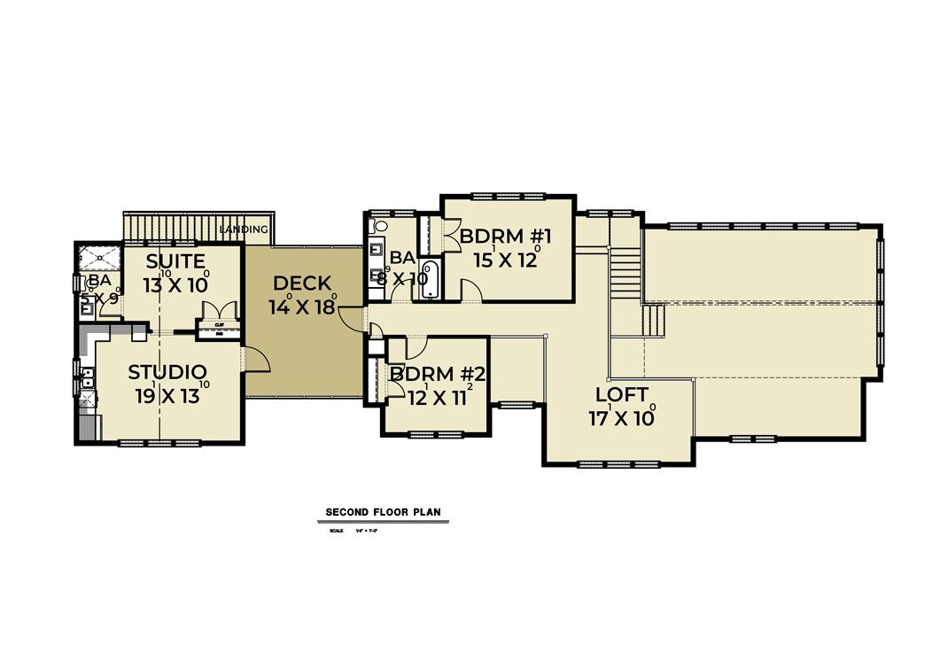Contemporary Farmhouse 827