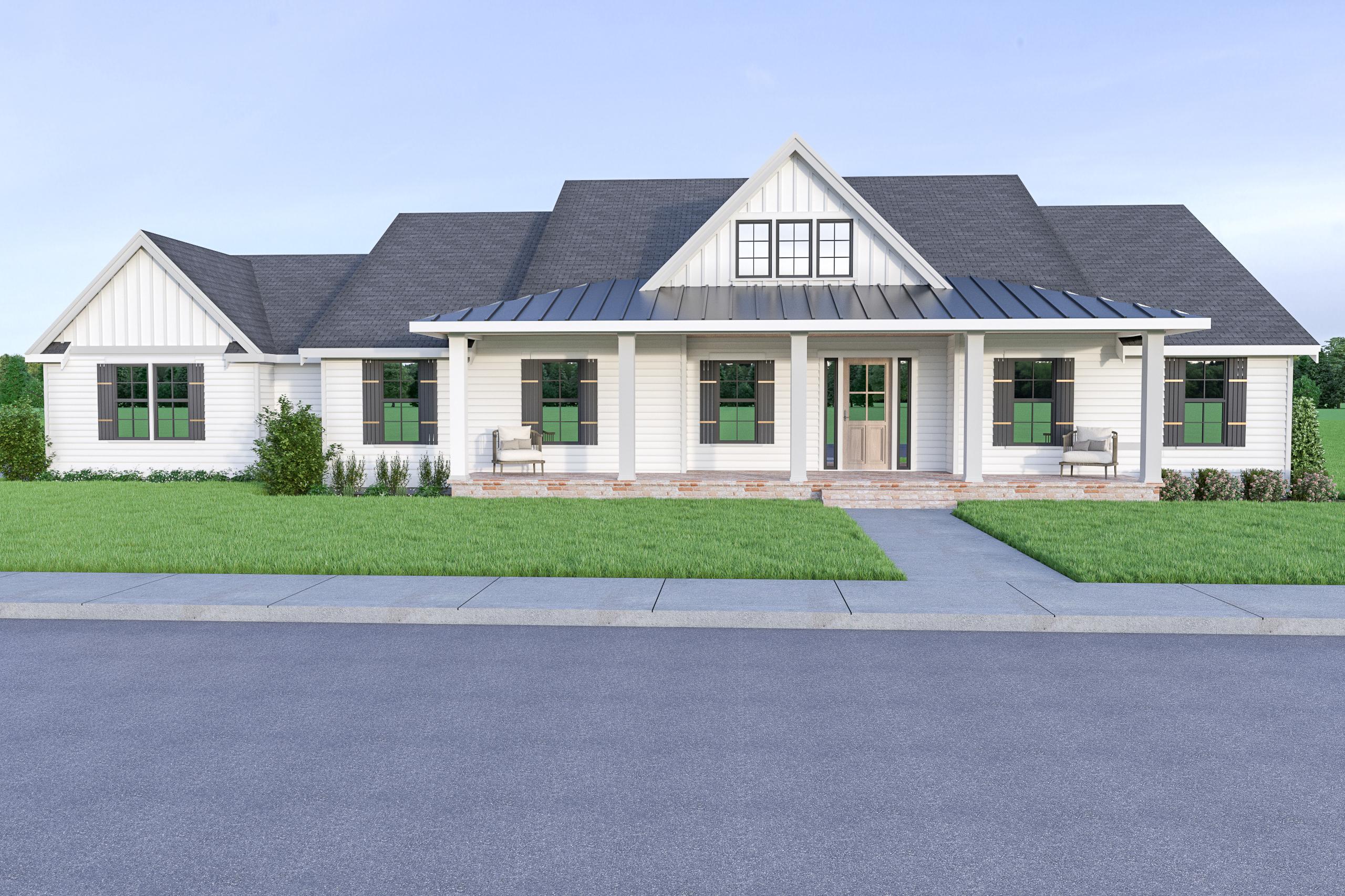 Contemporary Farmhouse 828 828