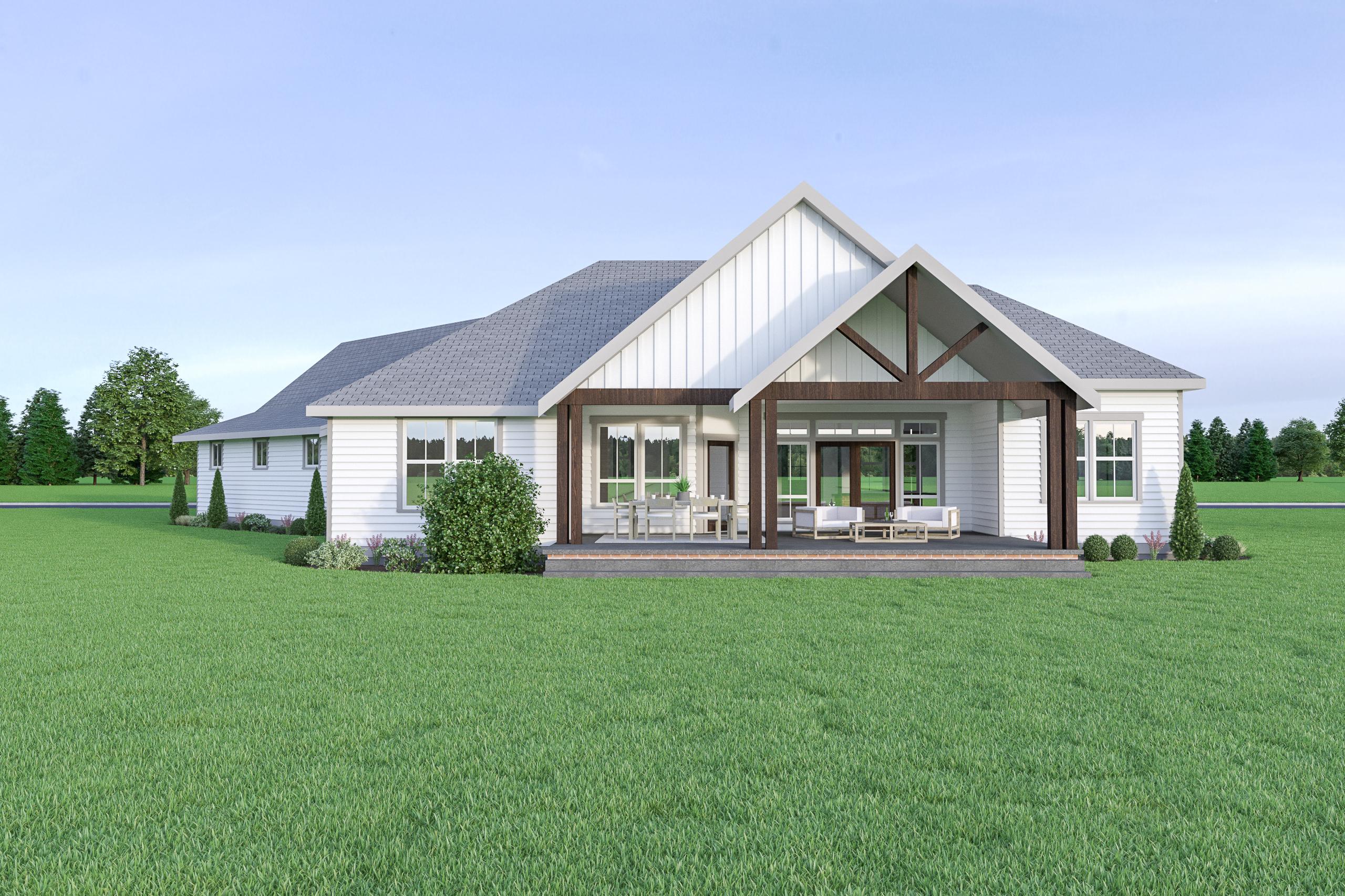Contemporary Farmhouse 816