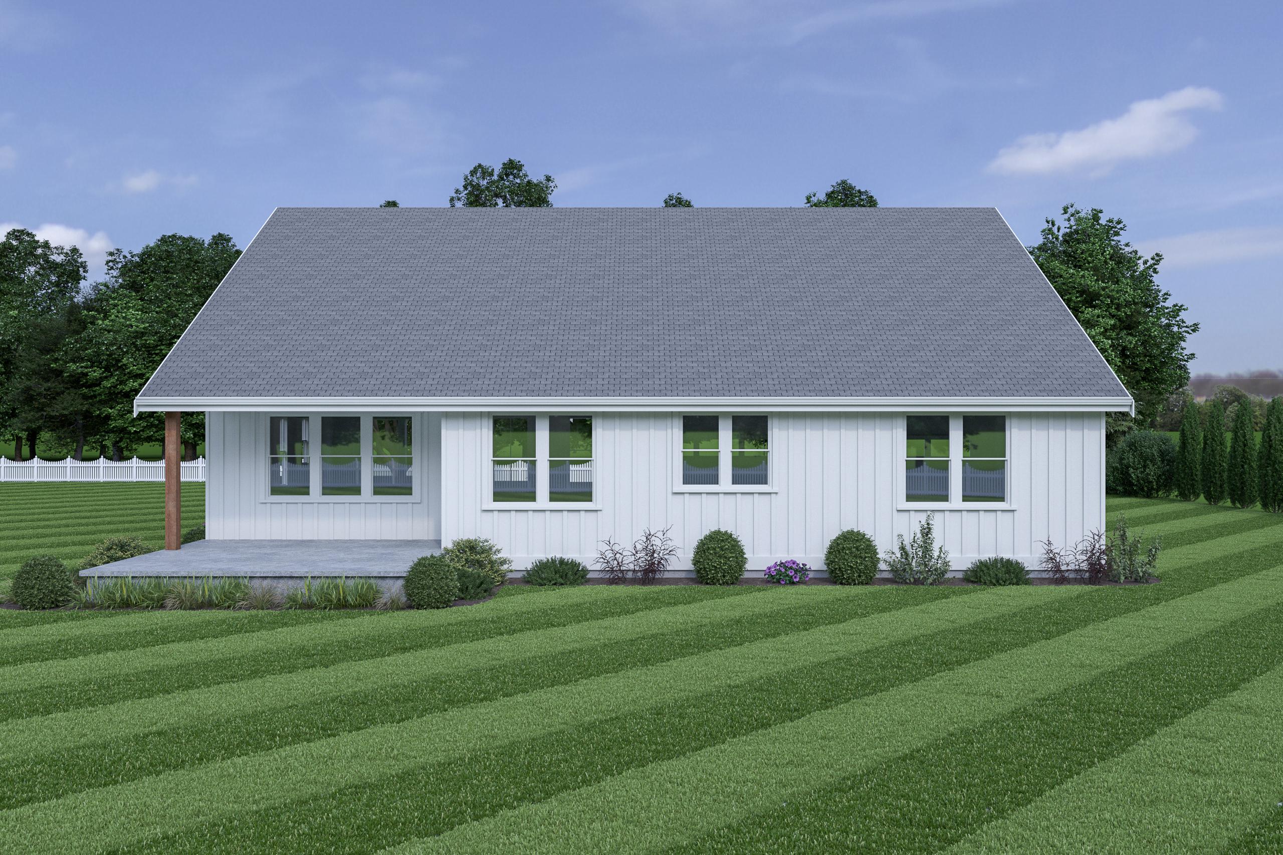 Contemporary Farmhouse 841