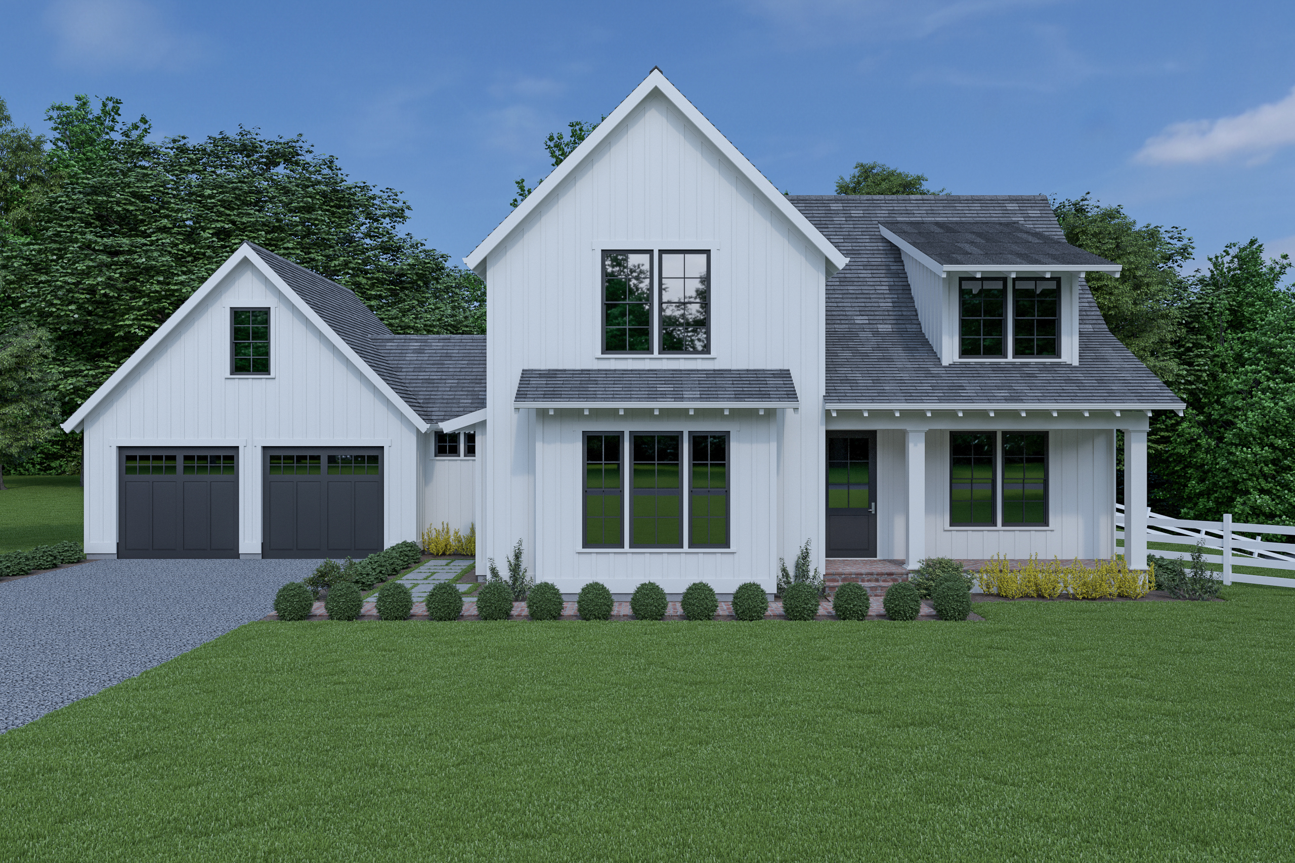 Contemporary Farmhouse 805 805