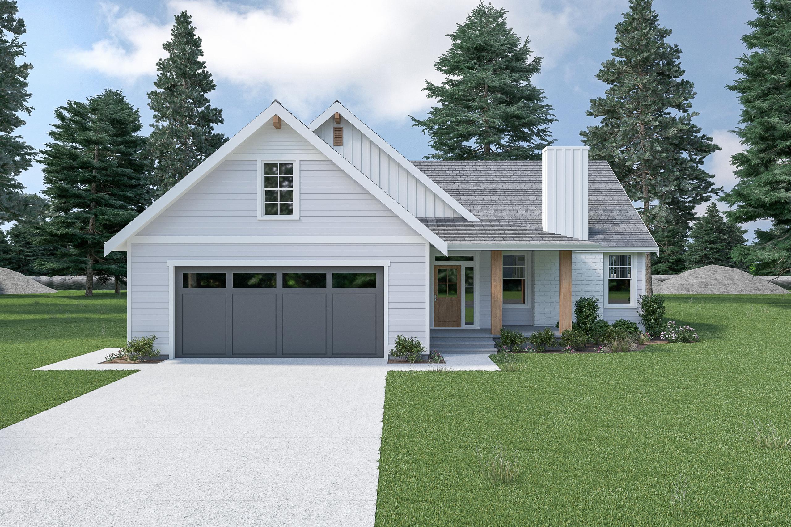 Contemporary Farmhouse 843 843