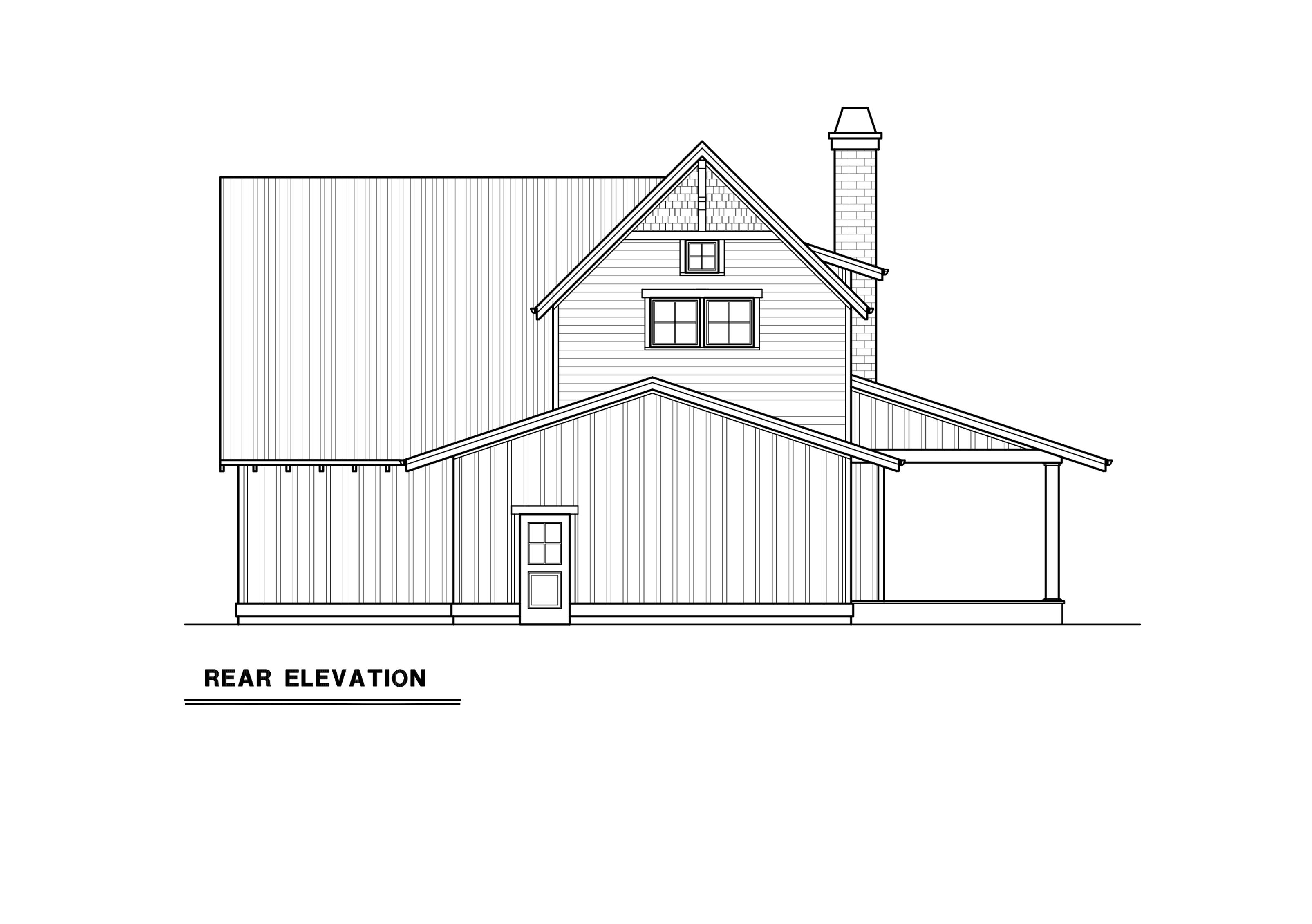Contemporary Farmhouse 803