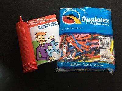 John Reid's Balloon Twisting Starter Kit