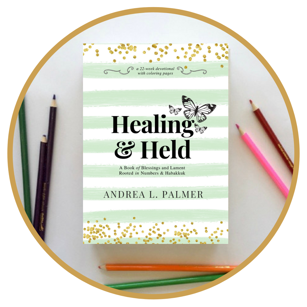 """Healing and Held 