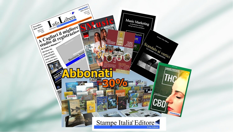 Abbonamento Editoriale 1 mese gratuito