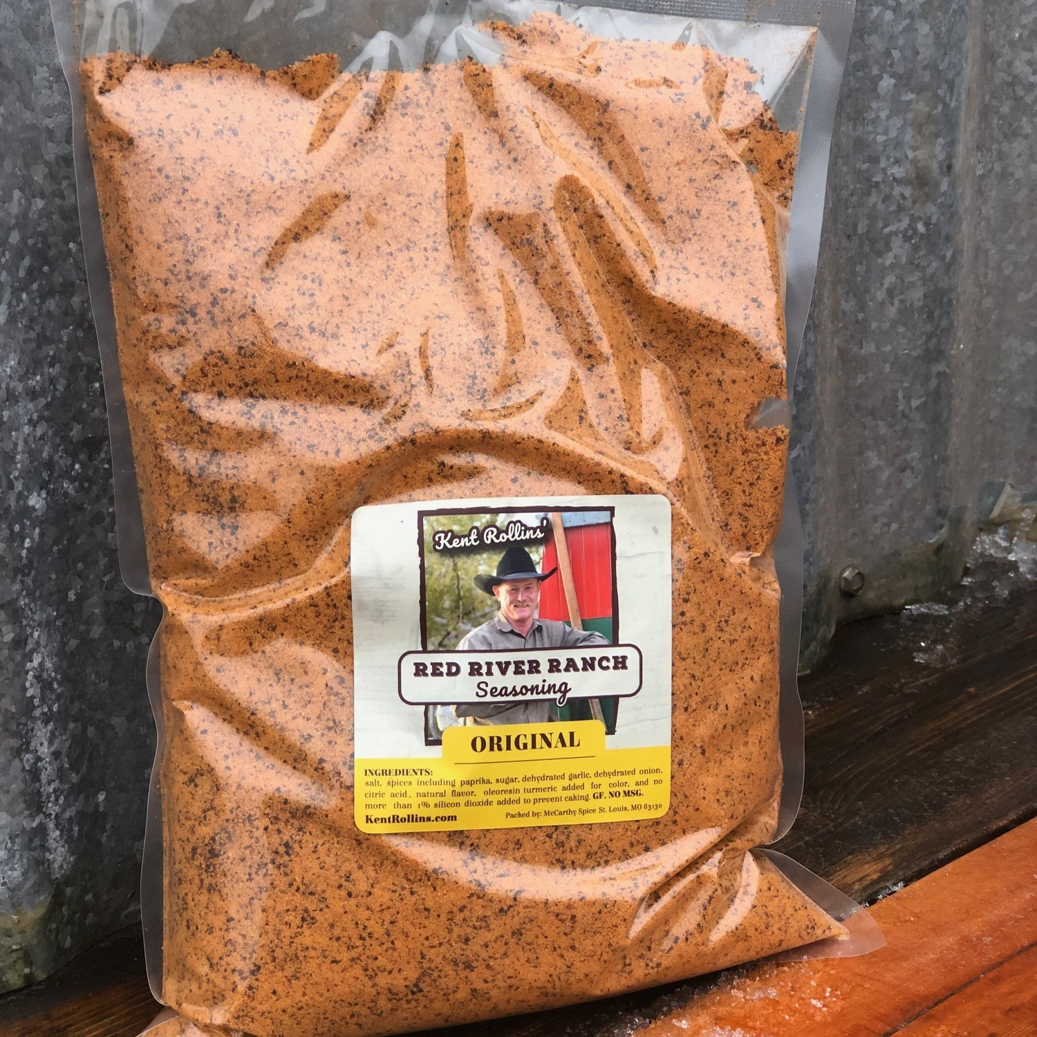 3 lb. Original Seasoning
