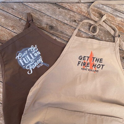 Cowboy Cooking Aprons