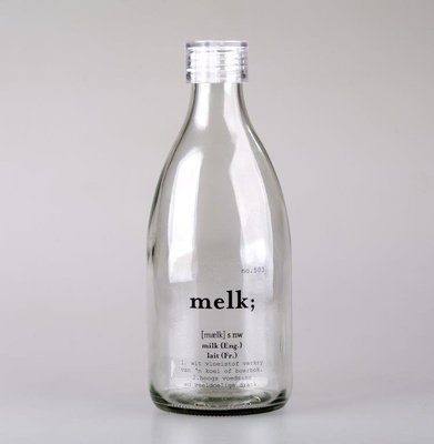 1L Glas Bottel @R70