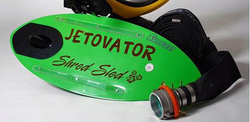 Jetovator Shred Sled Kit SHSLED-KA