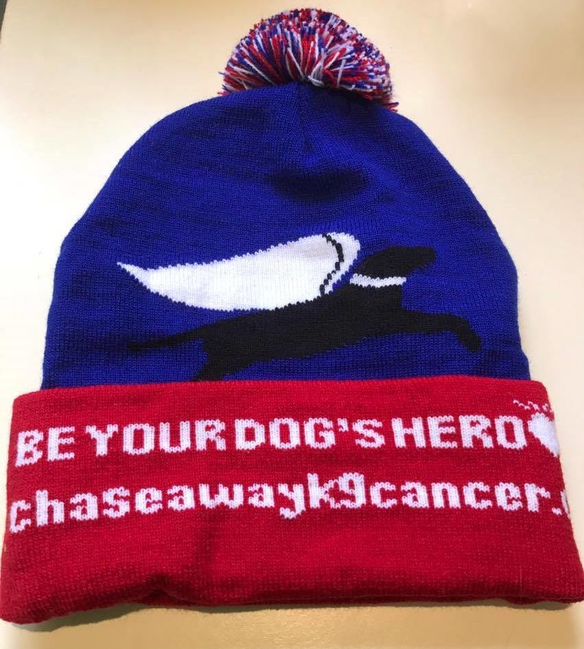 Chase Away K9 Cancer Beanie