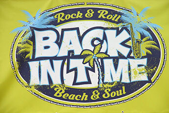 BACK IN TIME BAND - Saturday, August 21, 2021