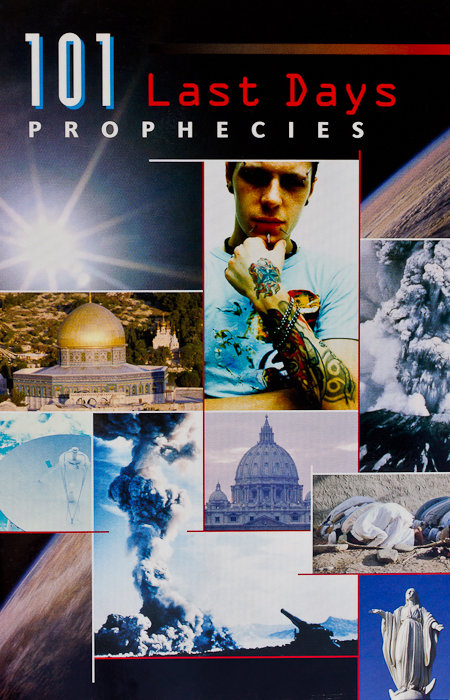BOOKLET (3/Pack) - 101 Last Days Prophecies Booklet