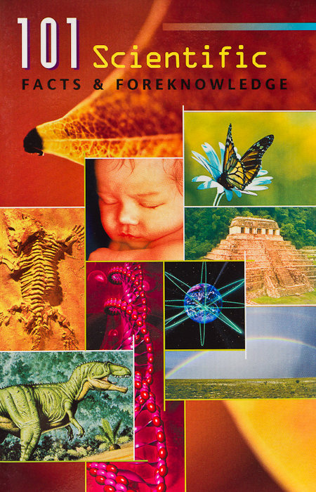 BOOKLET (3/Pack) - 101 Scientific Facts & Foreknowledge