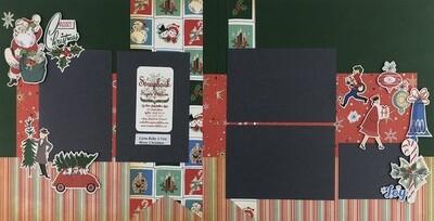 Carta Bella A Very Merry Christmas #1