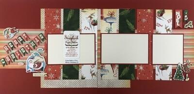 Carta Bella A Very Merry Christmas #3