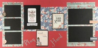 Photo Play Julie Nutting Paper Dolls #3