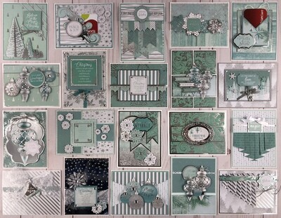 Kaiser Let It Snow Card Kit