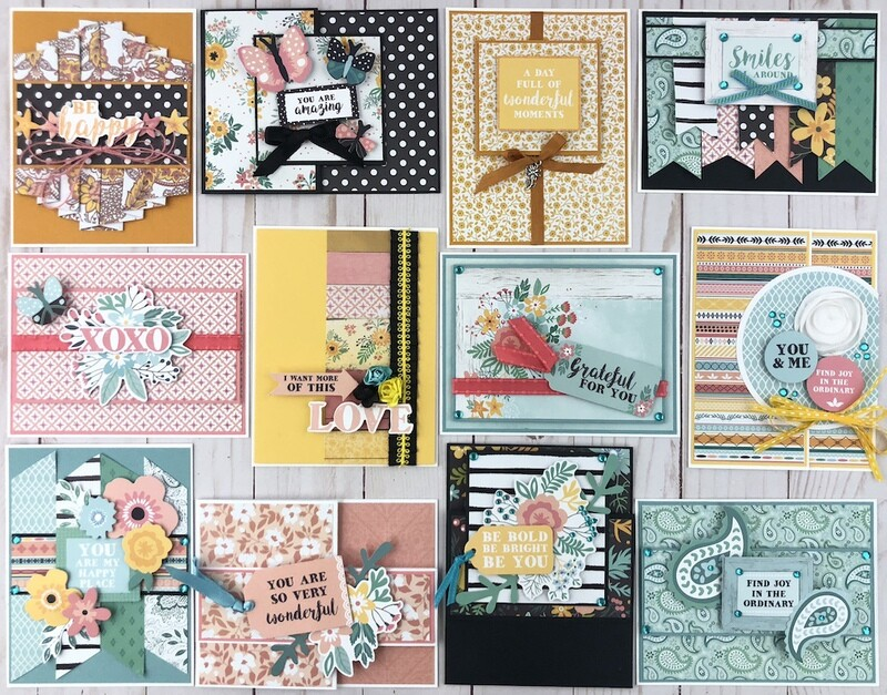 Kaiser Paisley Days Card Kit