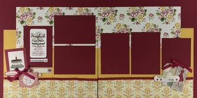 Echo Park Petticoats #2
