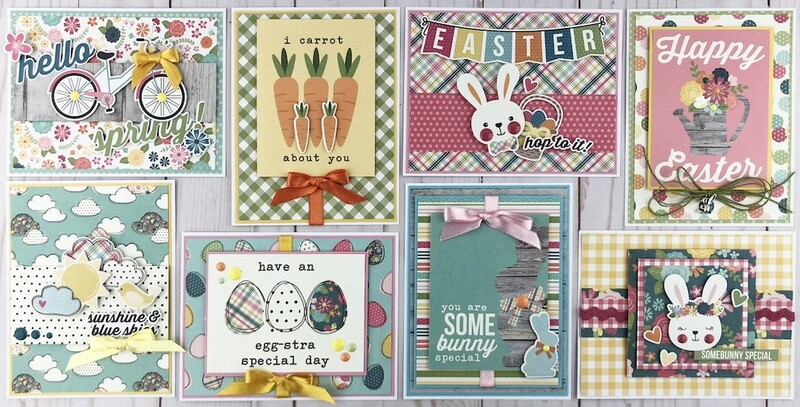 Simple Stories Hip Hop Hooray Card Kit*