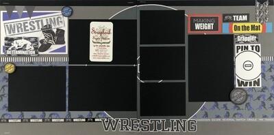 Reminisce Wrestling