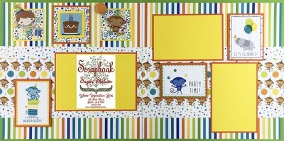 Doodlebug Party On