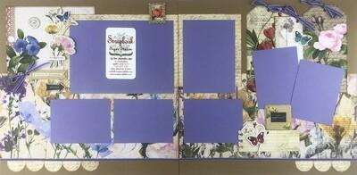 BoBunny Botanical Journal