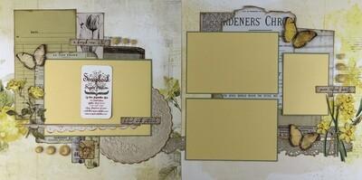 49 & Market Vintage Artistry Butter