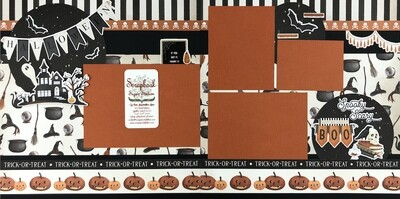 Carta Bella Halloween Market