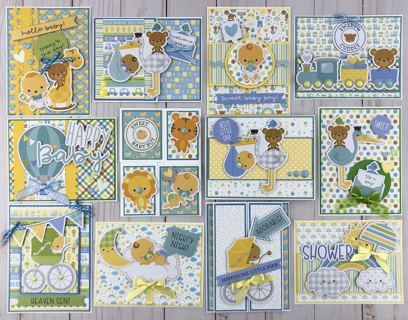 Doodlebug Special Delivery Card Kit