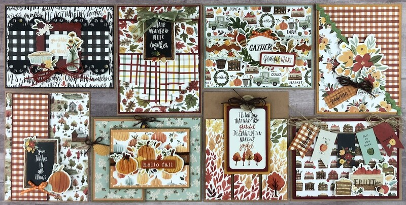 Carta Bella Hello, Autumn Card Kit*