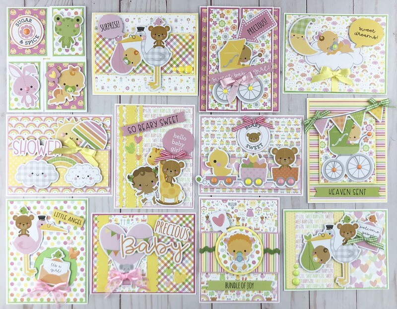 Doodlebug Bundle of Joy Card Kit